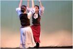 Potovanje mladinske folklorne skupine v Francijo, julij 2013